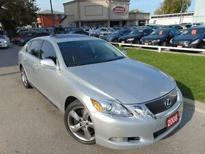 2008 Lexus GS 460 NAVI CAMERA EXTRA CLEAN!!