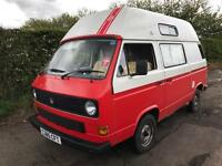 Bargain Classic 1987 Volkswagen VW Transporter T25 Camper Van