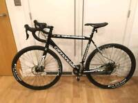 For sale my cannondale caadx cx or gravel bike