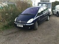 2006 CITREON Xsara Picasso Diesel lovely condition good driving economical car 1 yrs mot any trial