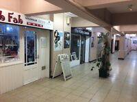 KIRKY ARCADE - 15 COWGATE - KIRKINTILLOCH - SHOP/STUDIO TO LEASE******£350/MONTH