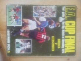 FA Cup final 1970 Chelsea v Leeds United Daily Mirror guide