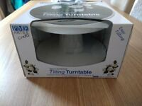 PME Tilting turntable