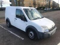 Ford transit connect 200 D SWB years mot