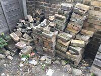 Old bricks for sale