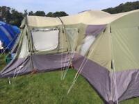6/8 berth tent
