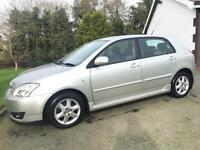 TOYOTA COROLLA 2.0 D-4D 2006 ***MOT SEPTEMBER 2017*** ONLY 105000 MILES***