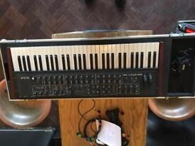 Dave Smith Prophet 08 DSI analogue 8 voice polyphonic synth with touring spec flight case