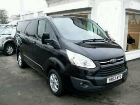 Ford Transit Custom 2.2 TDCi 270 L1H1 Limited 3dr 125PS