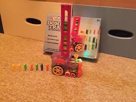 Tobar 'Lay & Play' Domino train, BNIB, lights & sounds