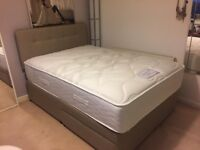 BRAND NEW Double DIVAN Bed from MYERS