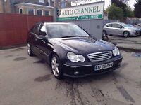 Mercedes-Benz C Class 2.1 C220 CDI Sport Saloon 4dr Diesel Automatic (178 g/km, 150 bhp)£2,995