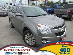 2012 Chevrolet Equinox 2LT | LEATHER | BLUETOOTH | BACKUP CAM