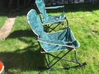 Pair of Rocking chairs like new