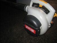 Ryobi Petrol Leaf Blower PBV 30A Good Condition Works Fine No Issues