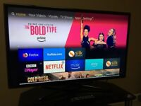 "SAMSUNG 40"" FHD 1080p Active 3D Smart LED TV - 4 HDMI - PC - Wi Fi - Apps - SRS Bargain RRP £1399"