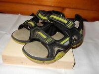 Boys Sandals Size 10 Infant