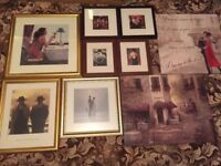 Various Pictures - Mainly Jack Vettriano