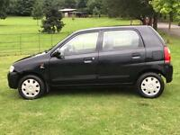 SUZUKI ALTO 1.1 2004 £30 TAX 1 YEAR
