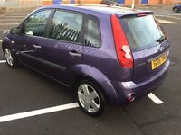 2006 FORD FIESTA ZETEC CLIMATE-1.2L 5 DOOR HATCHBACK MANUAL PETROL MAY NEXT YEAR MOT