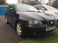 SEAT IBIZA SPORT 1.4L GOOD CONDITION, WELL KEPT