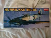 1:72 Hurricane model
