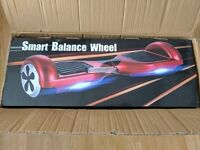 Smart Self Balancing Electric Scooter Balance Board Hoverboard Two Wheel Black