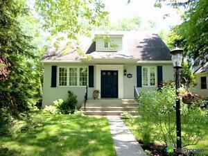 750 000$ - Maison 2 étages à Rosemont / La Petite Patrie