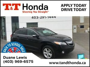 2015 Acura RDX Tech Pckg* No Accidents, 1 Owner, Navi, Bluetooth
