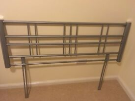 Headboard for standard double bed
