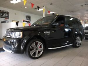 2013 Land Rover Range Rover Sport Supercharged AUTOBIOGRAPHY NAV
