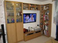 Bookshelve set