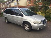 2004 04 CHRYSLER GRAND VOYAGER 3.3 LX 5dr LPG gas converted electric doors 12 months MOT