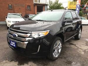 2013 Ford Edge SEL,Leather,PanoramicRoof,Push2Start,RemoteStart&