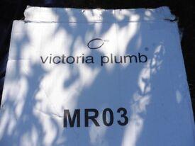 Victoria Plumb wall hung bathroom cabinet