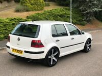 Volkswagen Golf 1.6 12 month mot