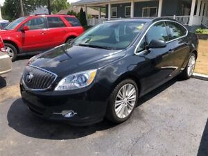 2014 Buick Verano Convenience- LEATHER INTERIOR, REAR VIEW CAEMR