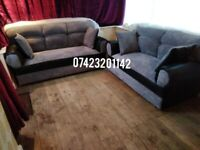Sofas 3&2 Seaters brand new and unused still packed can deliver
