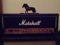 Marshall JCM2000 dsl100 Valve head