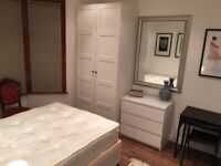 DOUBLE ROOM WITH ENSUITE BATHROOM, CLEAN MODERN HOUSE, OPEN PLAN KITCHEN, 4 MIN WALK TOTTENHAM HALE