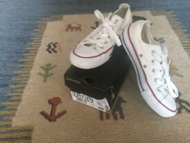Converse All Star Shoes, boxed