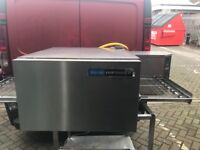 Pizza oven gas conveyor Lincoln Impinger