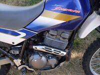 KAWASAKI KL 250 SUPER SHERPA FULL MOT MATURE OWNER EXCELLENT CONDITION 4 STROKE SUIT TOWN / COUNTRY