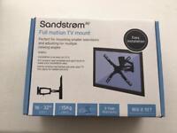 Sandstrom full motion Tv mount