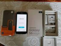 Mint condition Samsung S6 Edge 128GB unlocked quick sell