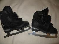 Boys ice skates (size 11-12)