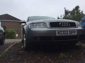 Audi A4 2.0 litre