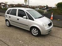 VAUXHALL MERIVA 1.6 2005 VERY CLEAN DRIVES LOVELY