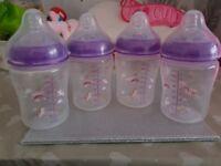 Nuby baby bottles
