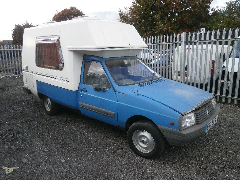 classic citroen c15 romahome 1987 camper winter project in aylesford kent gumtree. Black Bedroom Furniture Sets. Home Design Ideas